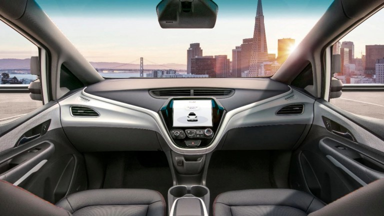 Where's the steering wheel?