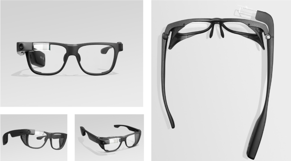 Google Glass is back with a new $999 headset designed for businesses