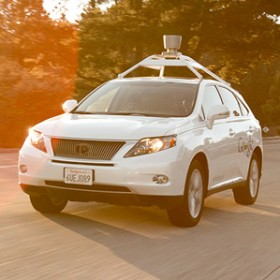 Data Shows Google's Robot Cars Are Smoother, Safer Drivers Than You or I
