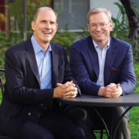 Eric Schmidt & Jonathan Rosenberg