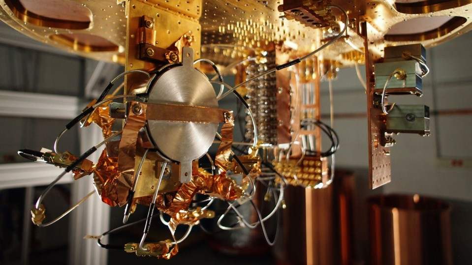 Google's Quantum Dream Machine - MIT Technology Review