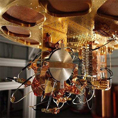 Google's Quantum Dream Machine - MIT Technology Review