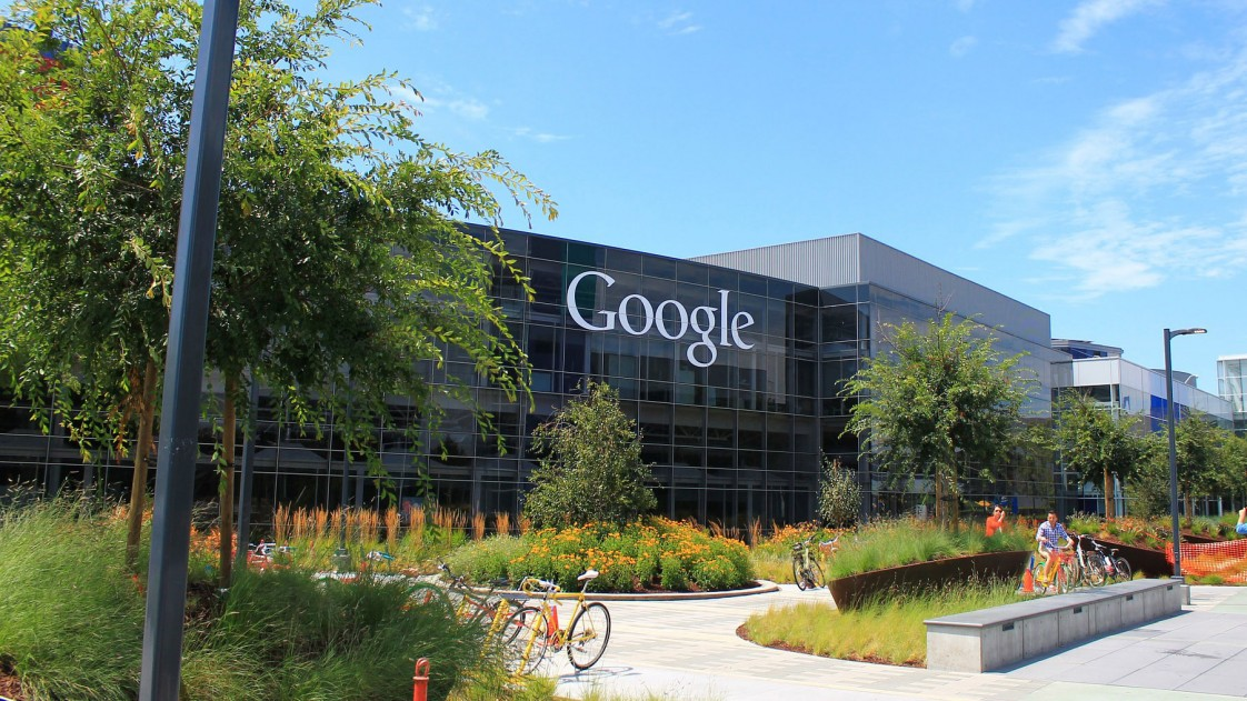 Google campus in california