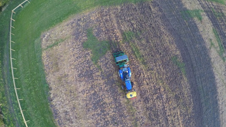 Robotic tractors are outstanding in their field.