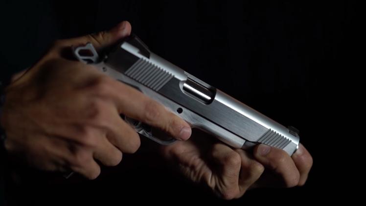 Defense Distributed manufactured gun