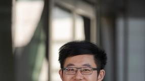 Photograph of Guosong Hong