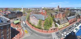 Photo of Harvard Square