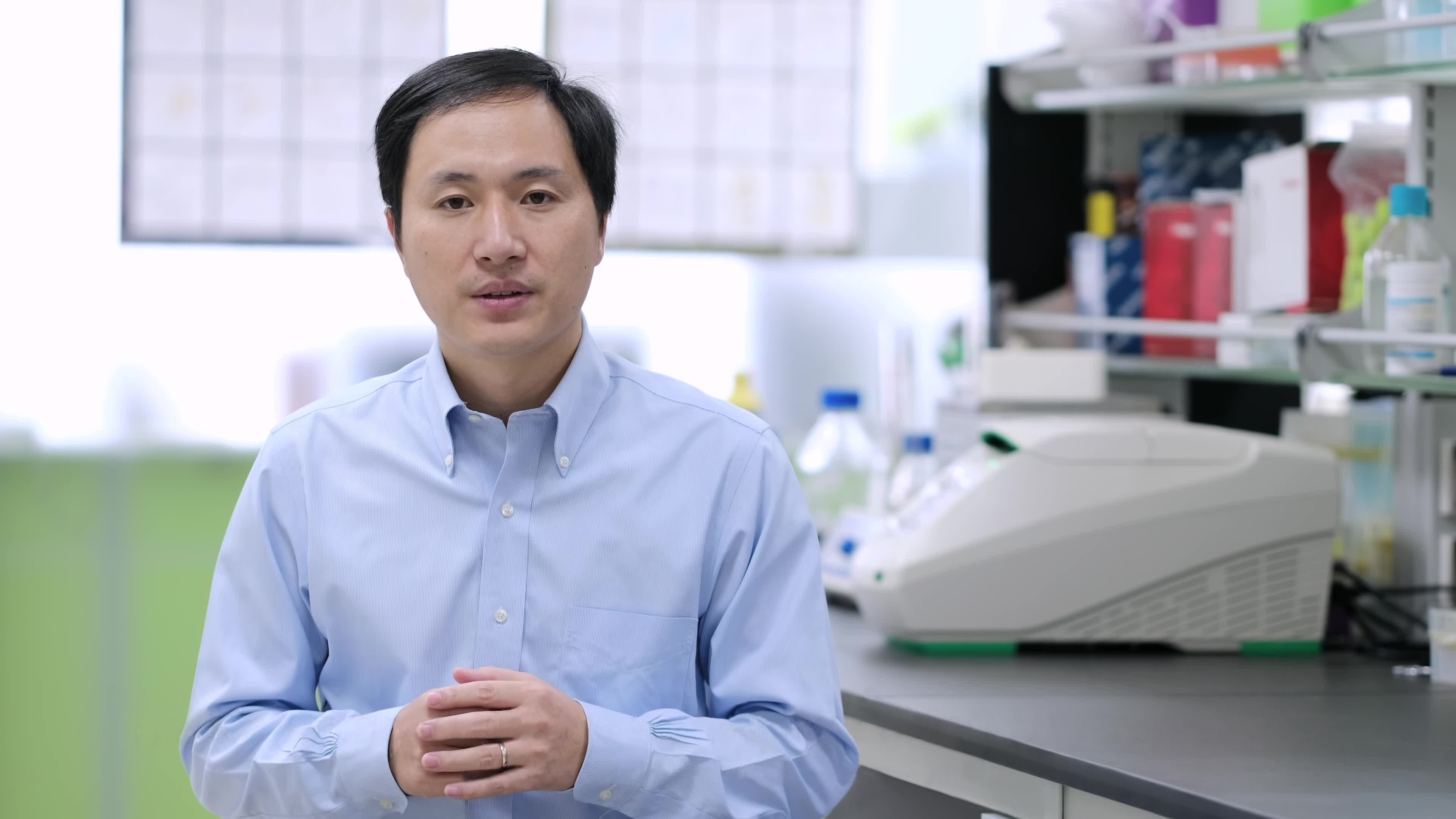 He Jiankui faces three years in prison for CRISPR babies