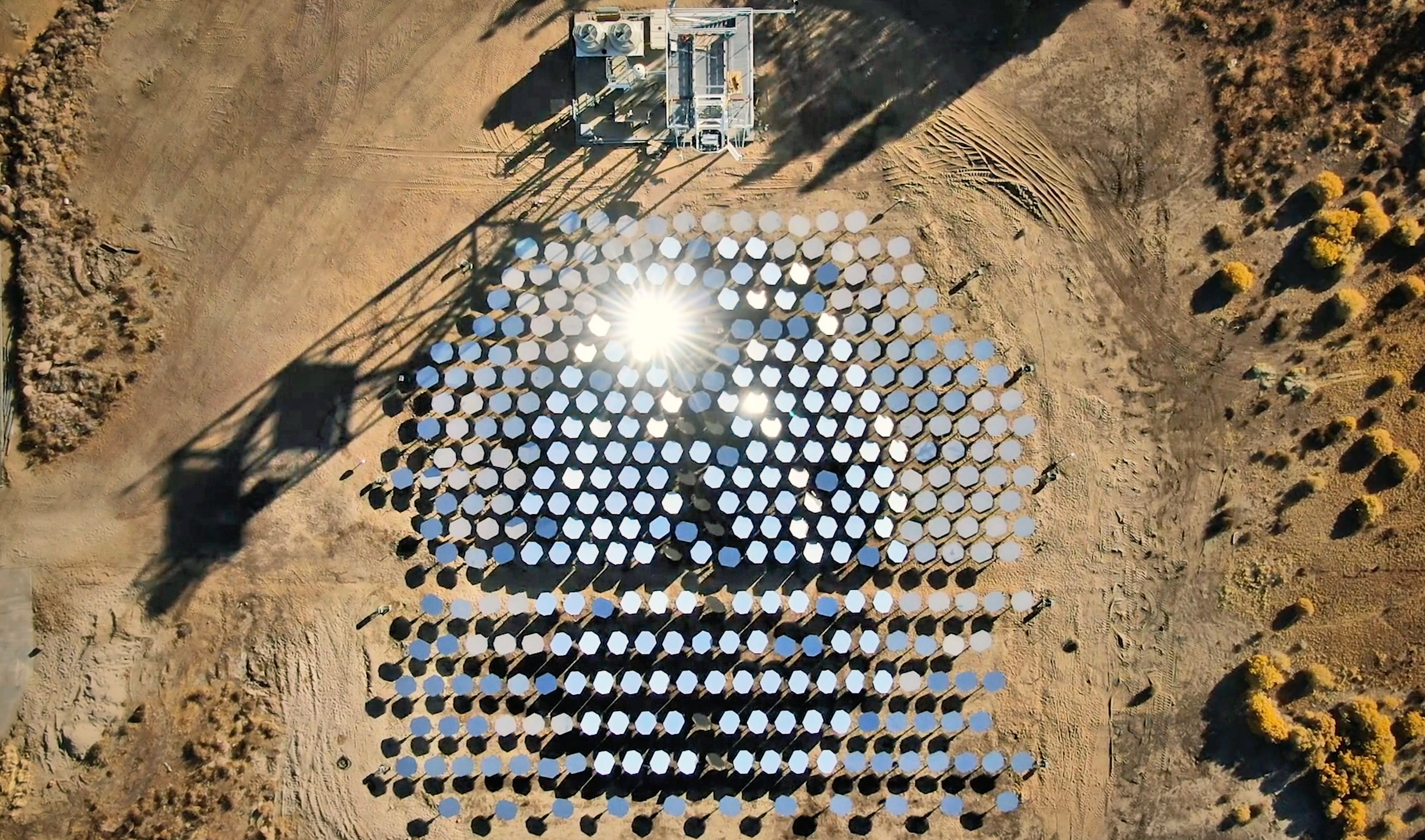 Bill Gates-backed concentrated solar firm breaks commercial temperature records