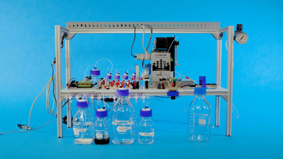 DNA data storage device
