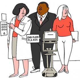 Next-Generation Robot Needs Your Help