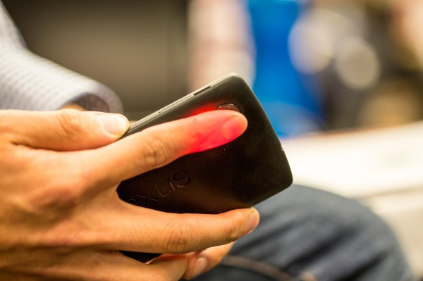 How to Make a Smartphone Detect Anemia