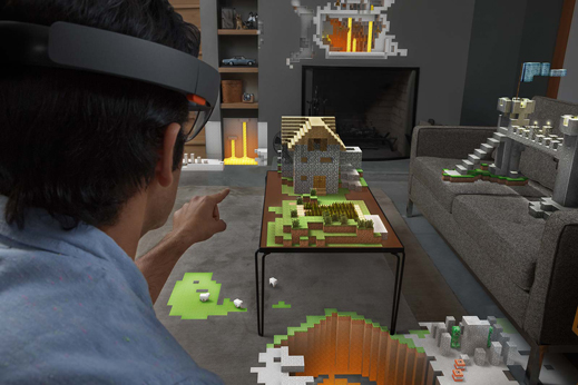 Microsoft's New Idea: A Hologram Headset to Rewrite Reality