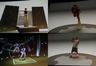 Microsoft's HoloLens Will Put Realistic 3-D People in Your Living Room