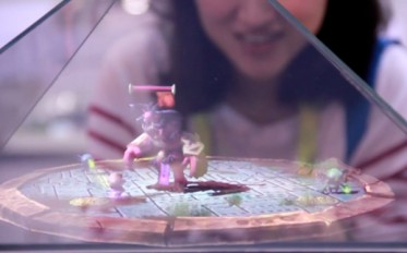 Virtual Creatures in a Box, Controlled by You