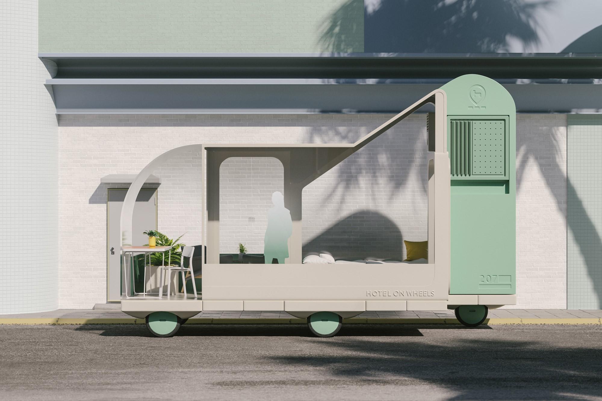 Hotel on Wheels