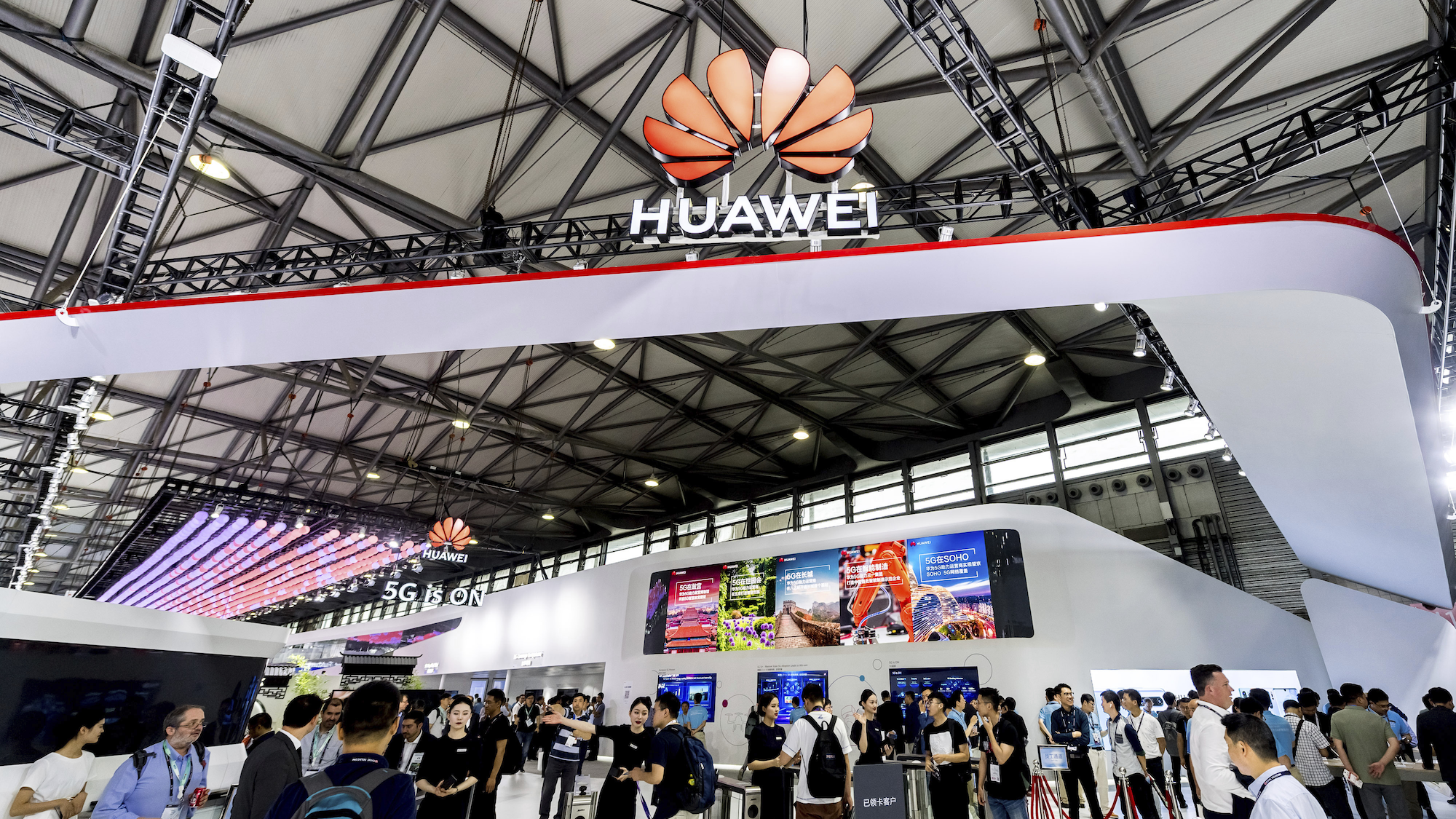 Huawei is giving 0 million a year to universities with no strings attached