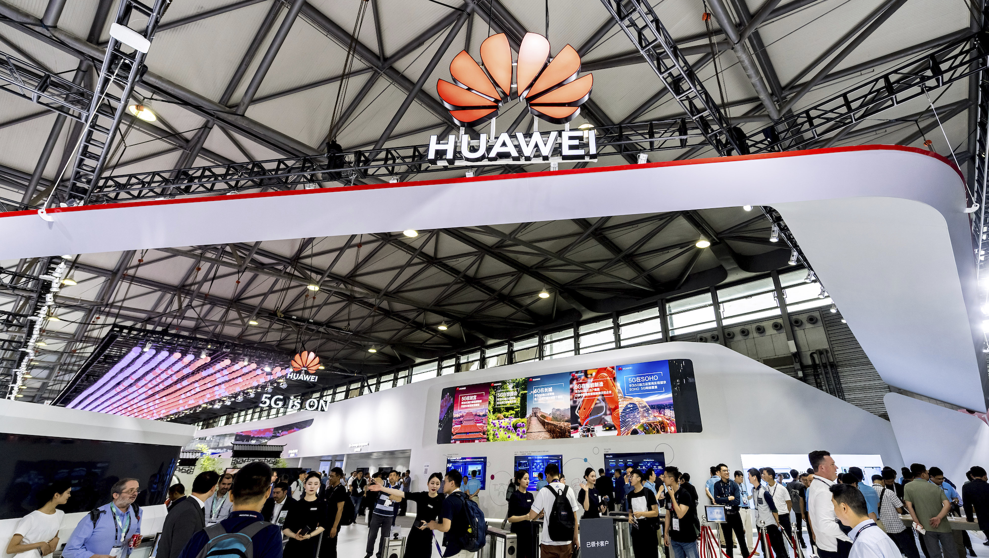 Huawei is giving $300 million a year to universities with no strings attached