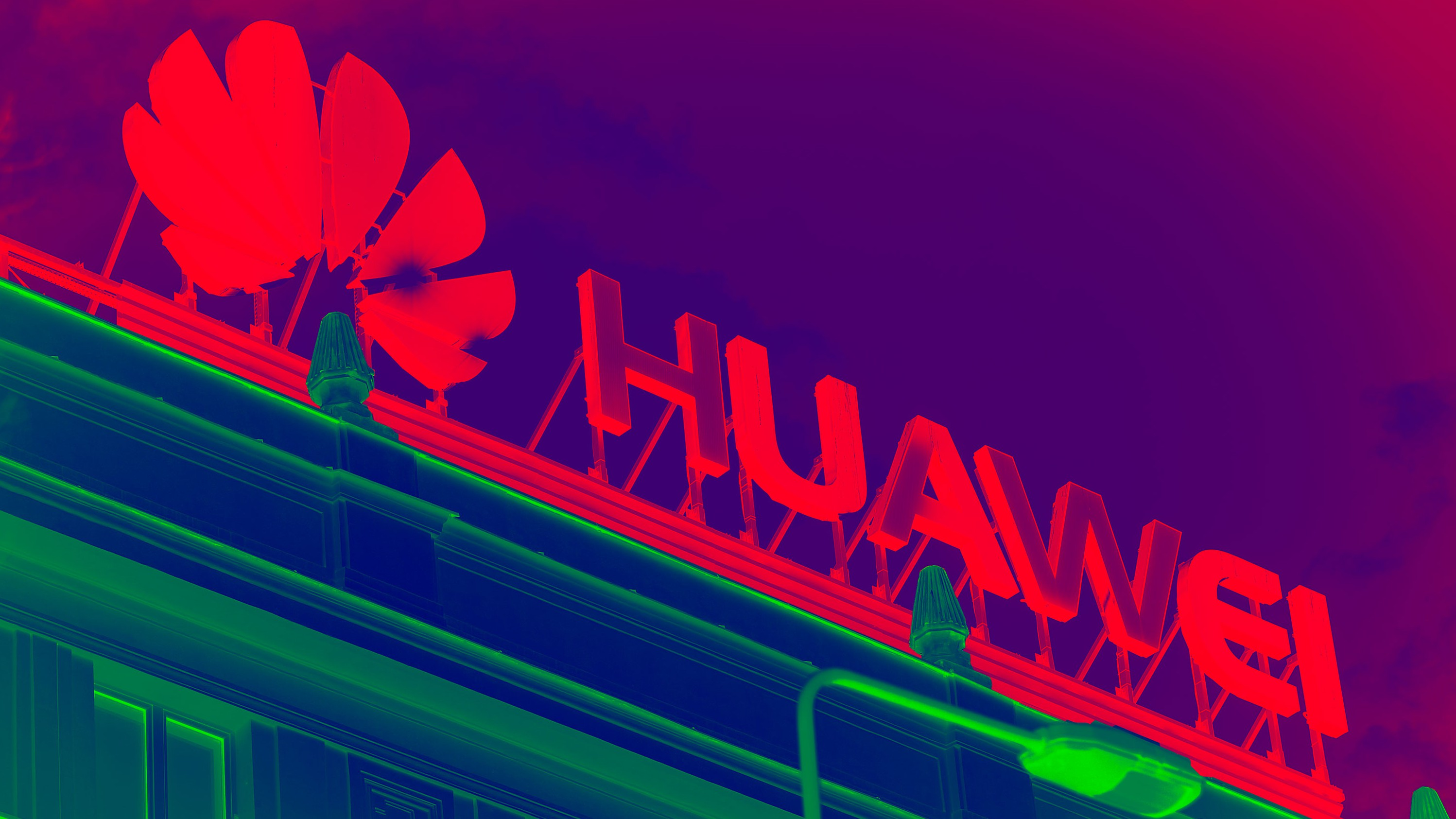 China's Huawei has big ambitions, to weaken our grip on AI leadership