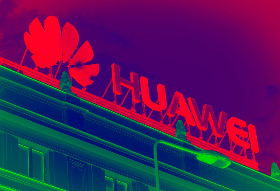 767cc8c77 China s Huawei has big ambitions to weaken the US grip on AI ...