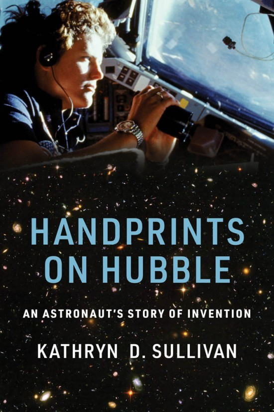 Handprints on Hubble book cover