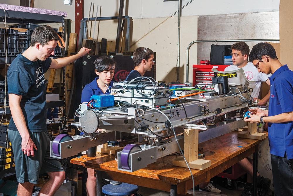 The Hyperloop Pod Squad