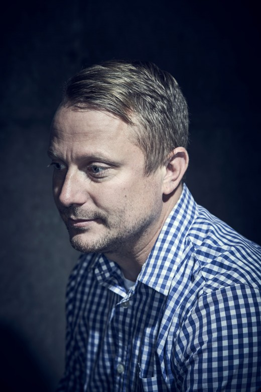 Photo of profile subject Jeff Carroll