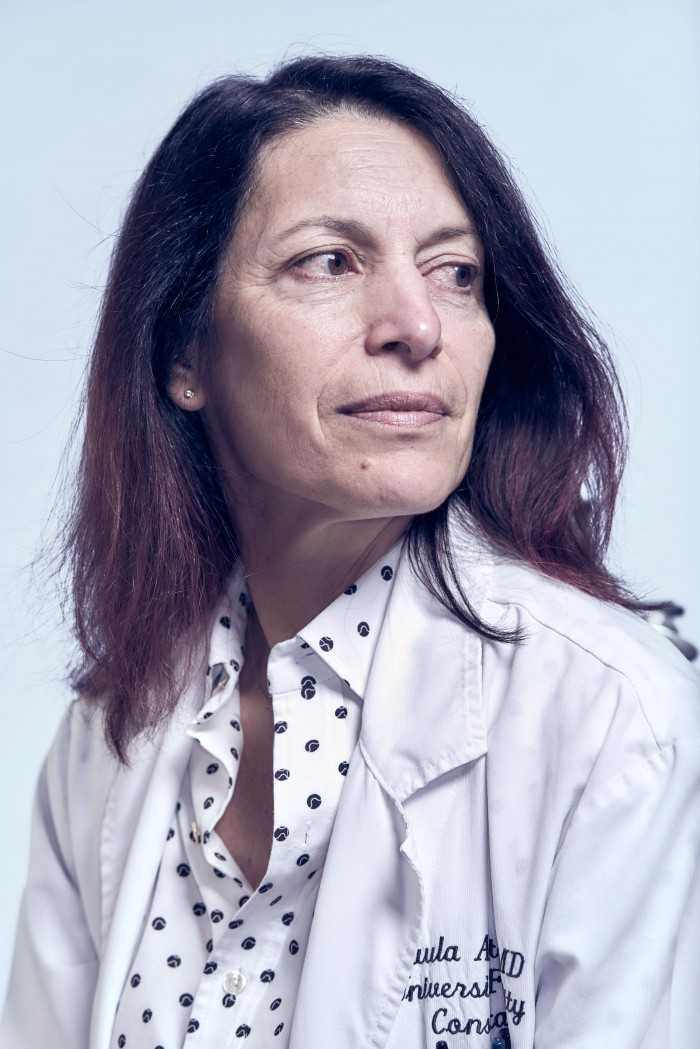 Photo of profile subject Paula Amato