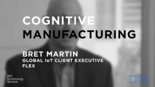 IBM Watson Video Series - Cognitive Manufacturing