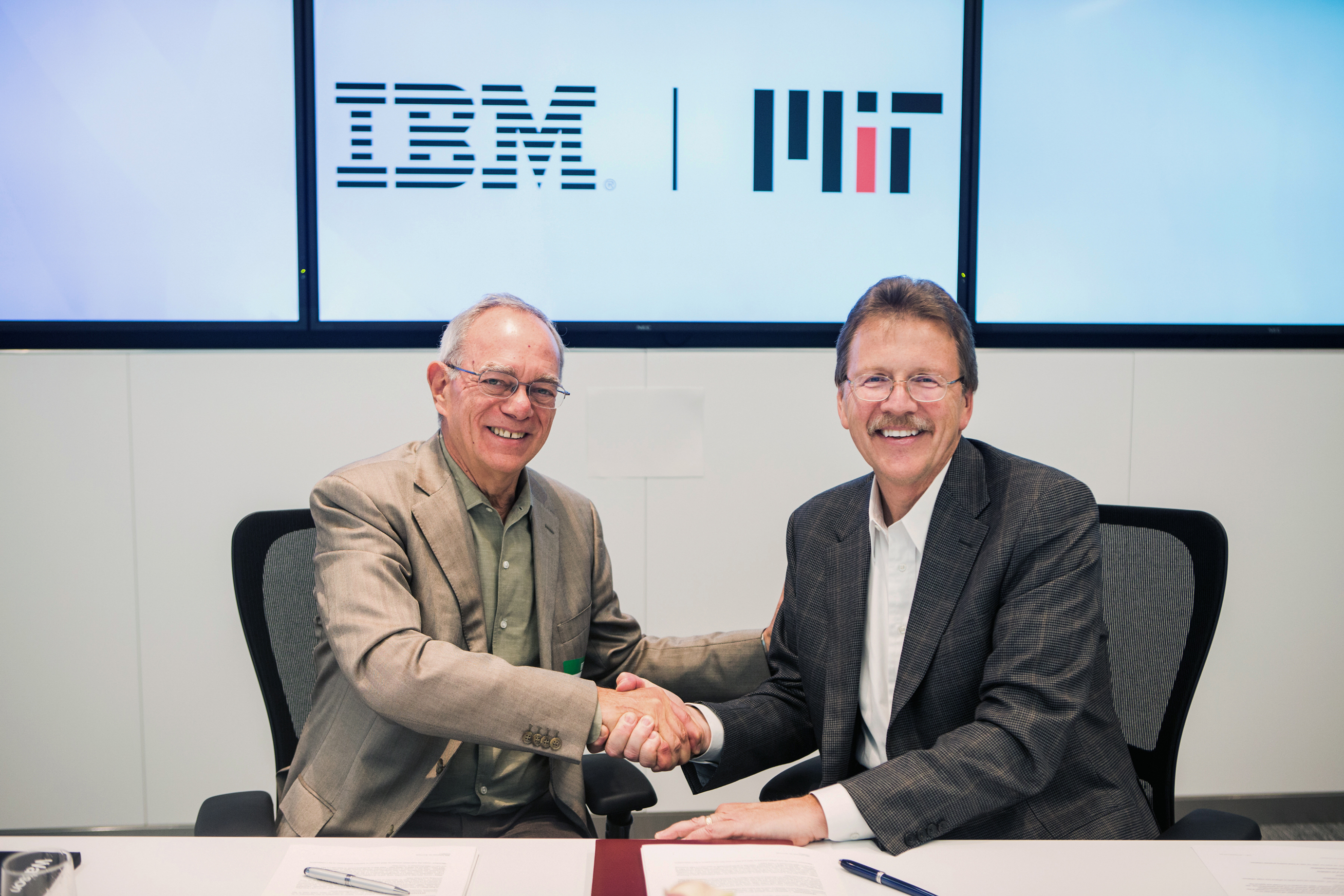 IBM and MIT join forces on AI with new lab