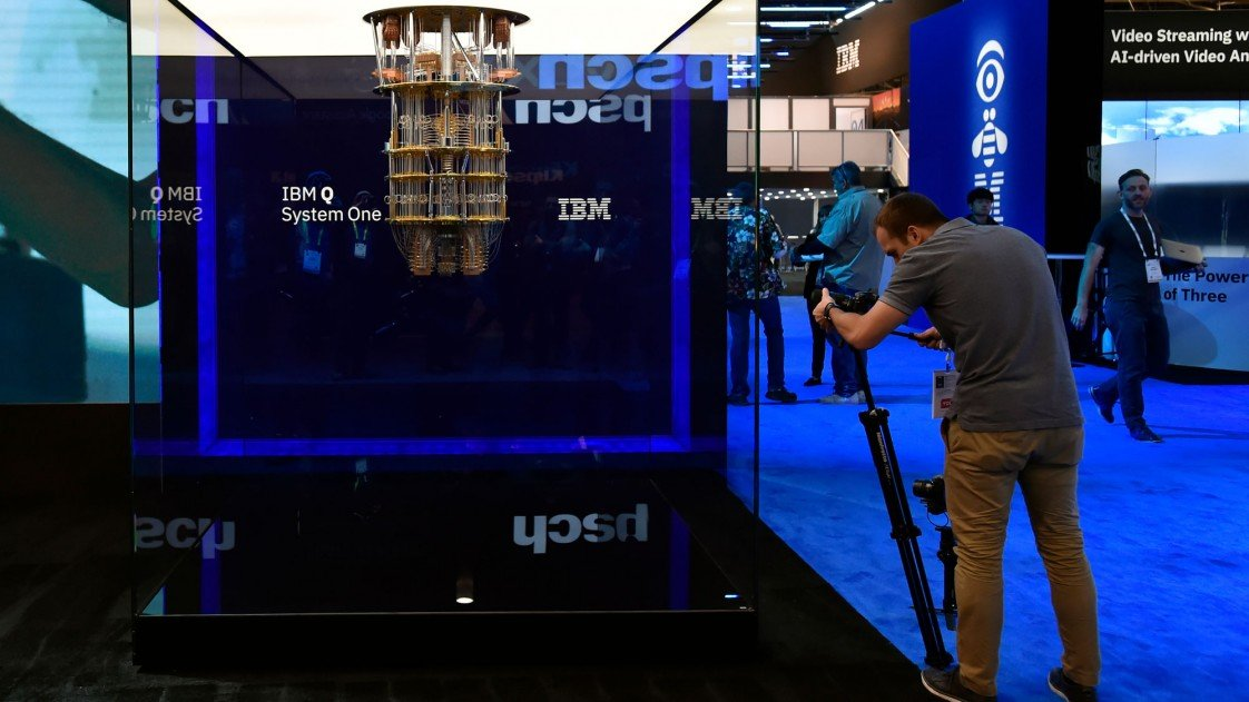 IBM Q at CES