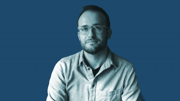 Ian Haydon portrait