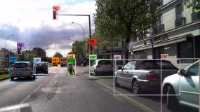 self-driving car data