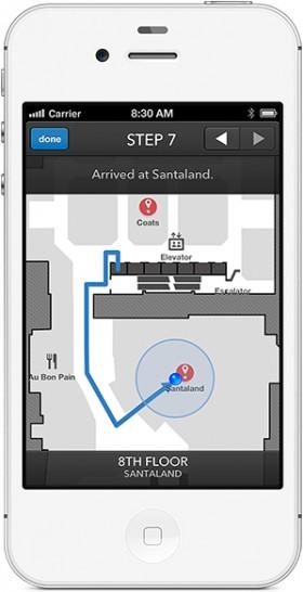indoor location tracker