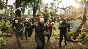 A movie still from Marvel's Avengers: Infinity War