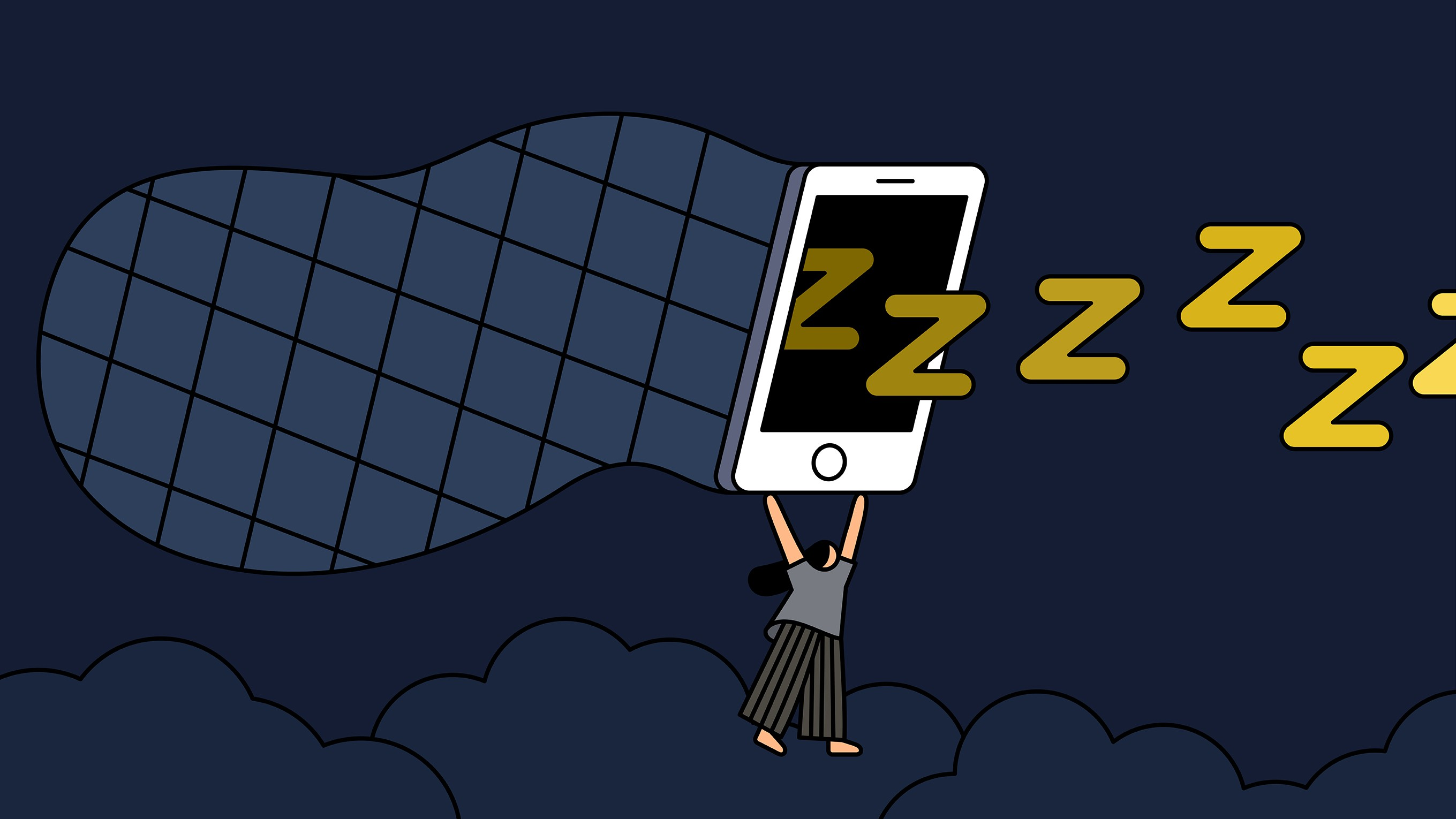 I tried to hack my insomnia with technology. Here's what worked. thumbnail