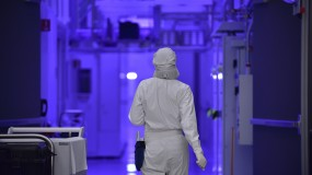 Inside an Intel fabrication facility