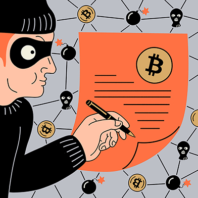 What Criminals May Gain from the Next Evolution of Bitcoin