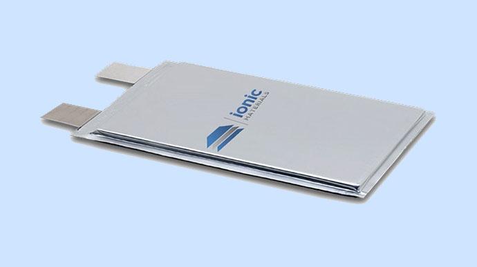 Ionic Materials prototype