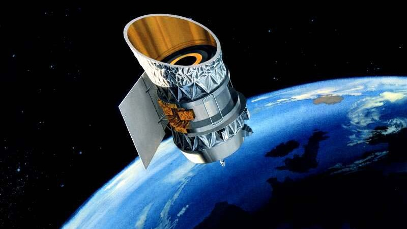 Two old satellites could collide over the US on Wednesday