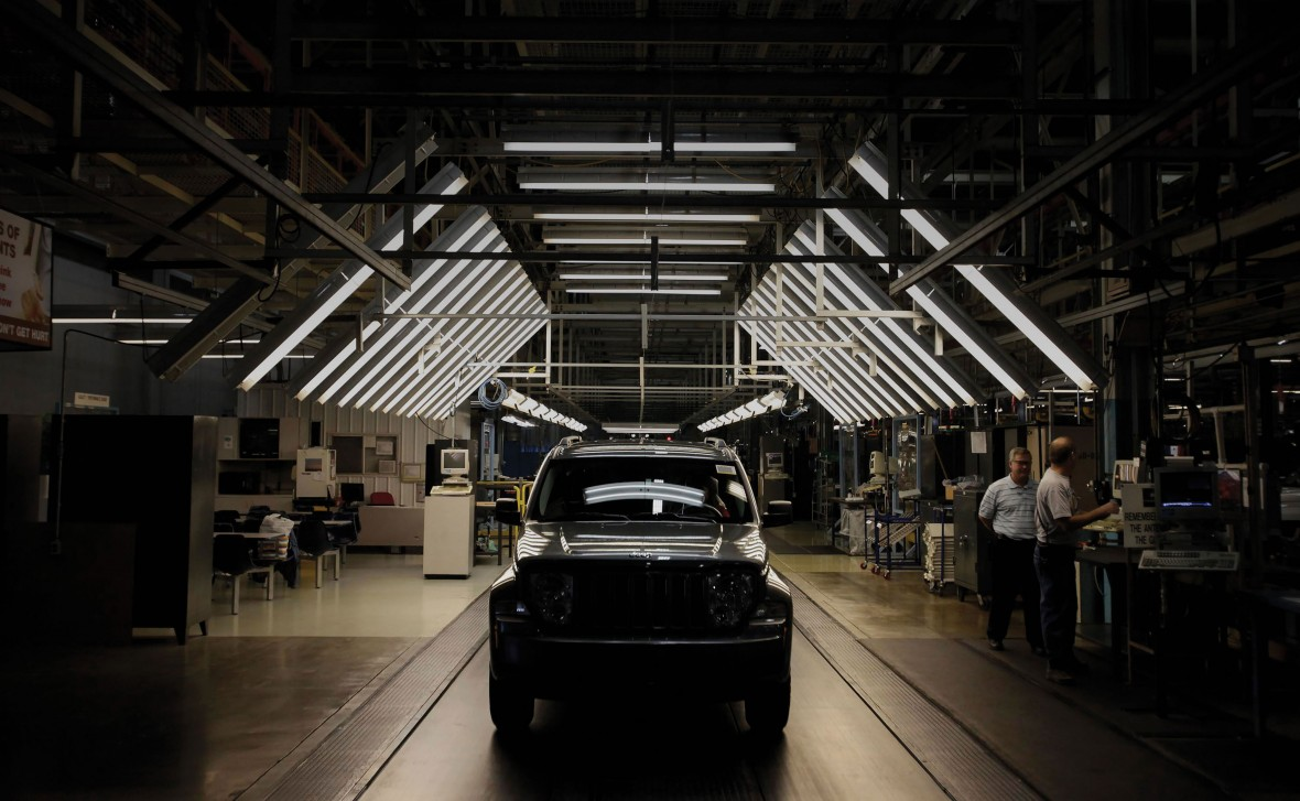 Why Robots Helped Donald Trump Win Mit Technology Review New Jeep That Looks Like Rober Business Impact