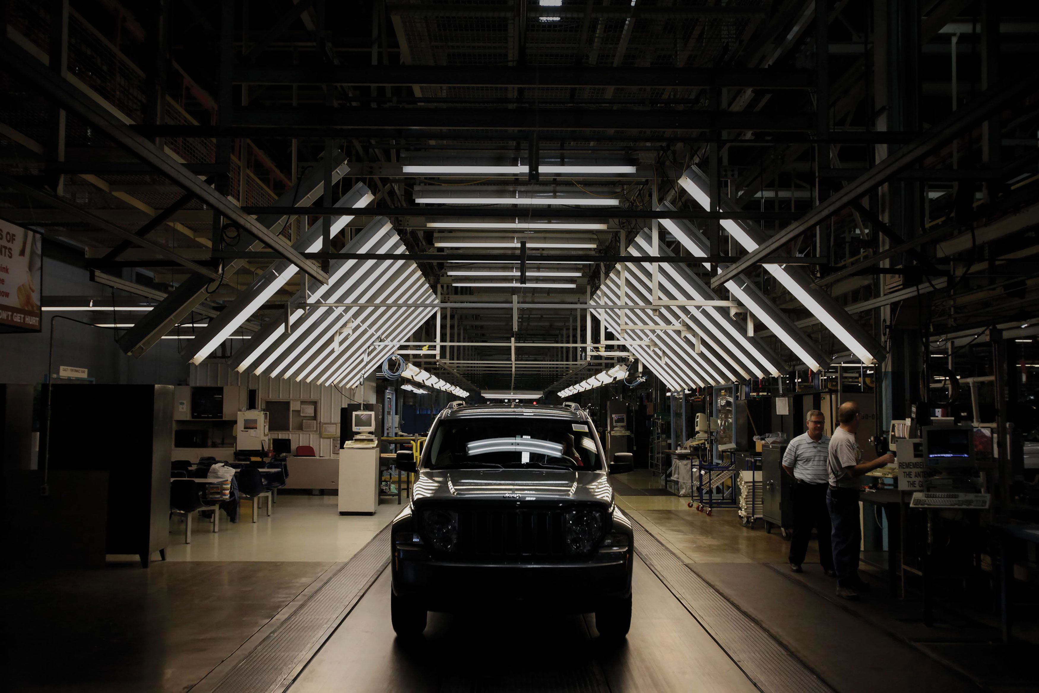 Why Robots Helped Donald Trump Win Mit Technology Review New Jeep That Looks Like Rober