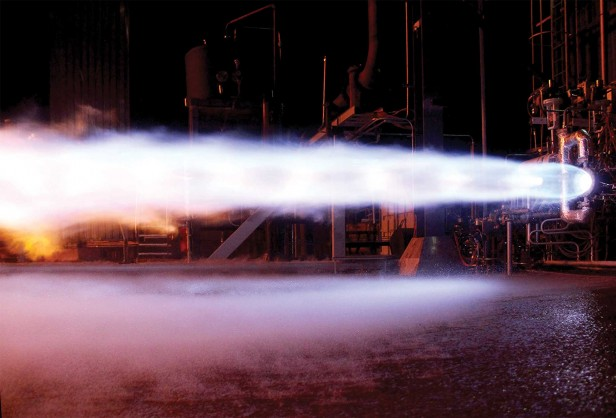 Blue Origin's BE-4 engine