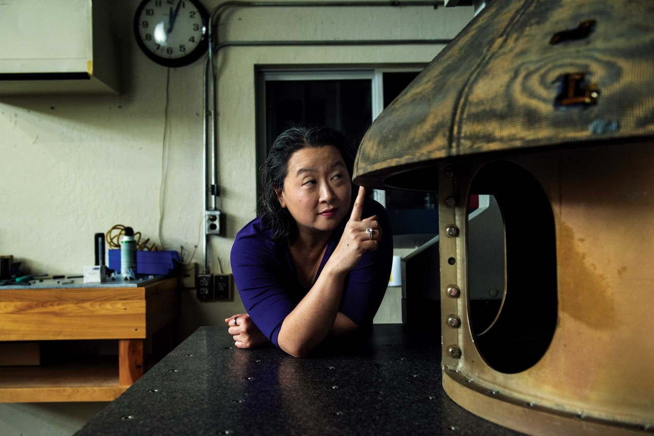An image of Helen Hwang