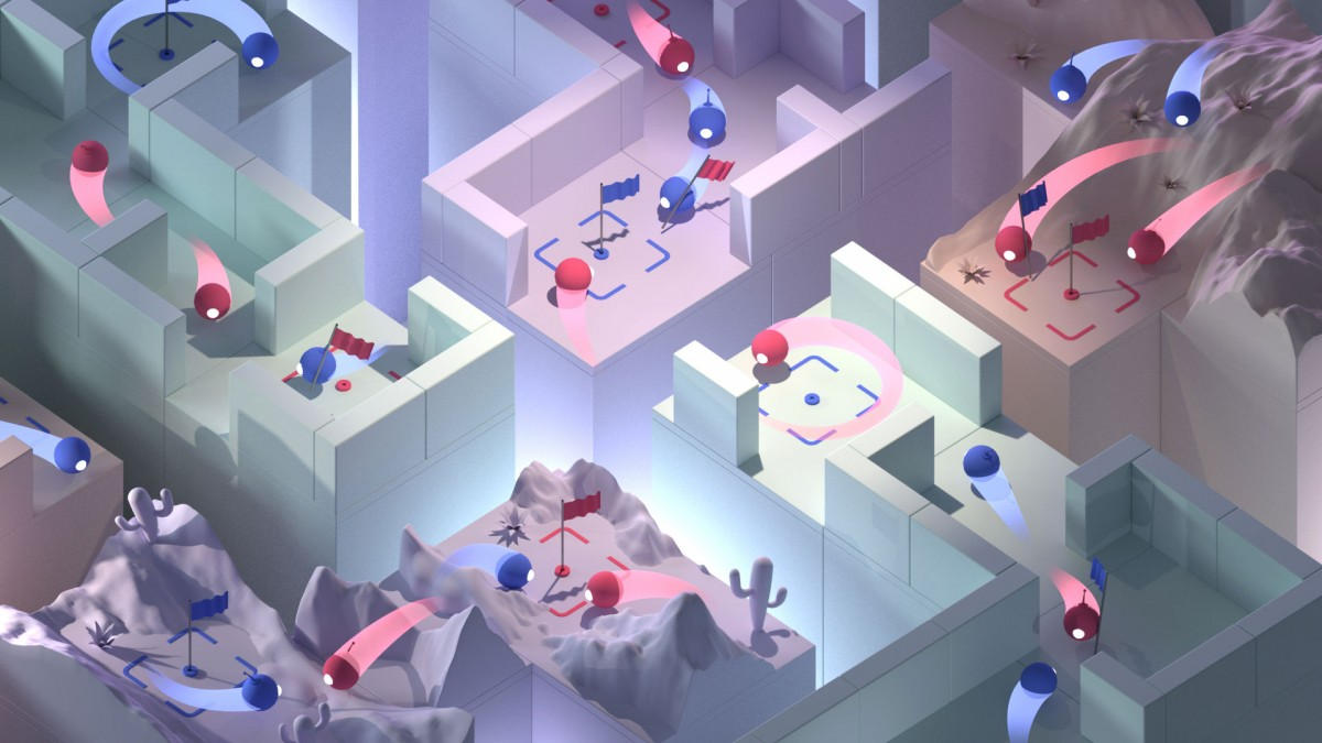 DeepMind's AI has used teamwork to beat humans at a first-person shooter