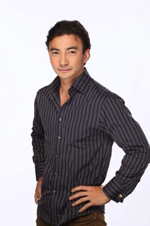 Photo of James Tanabe '00, '01