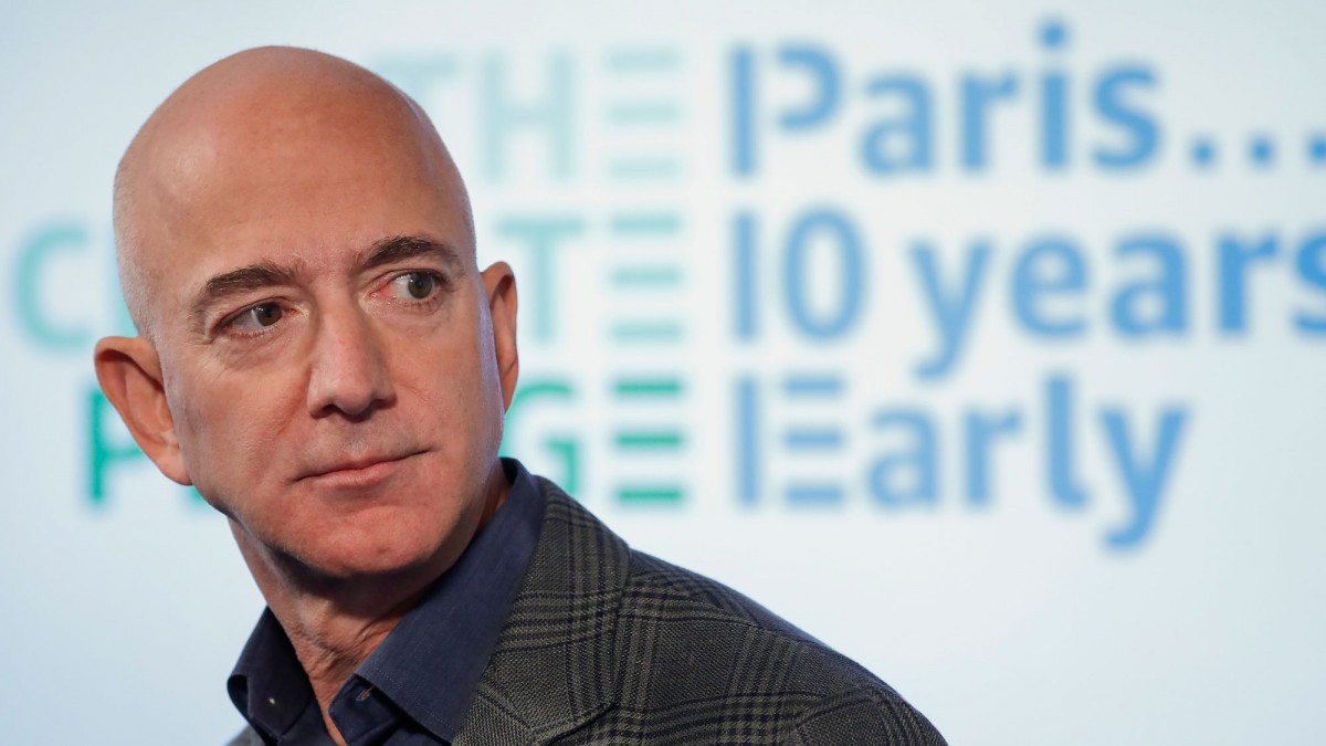 Amazon just pledged to hit net zero climate emissions by 2040
