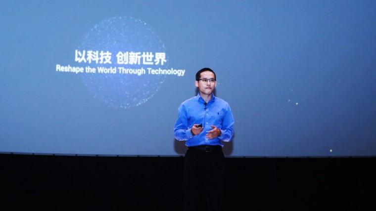 Alibaba's Jeff Zhang.