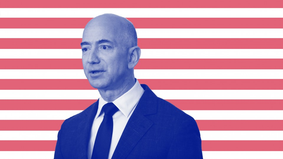 Amazon is the invisible backbone of ICE's immigration