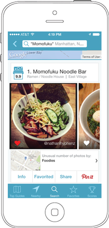 Travel App Can Recommend Places by Looking at Them